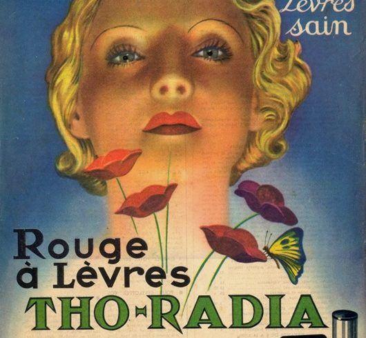Реклама «чудодейственных» радиоактивных товаров